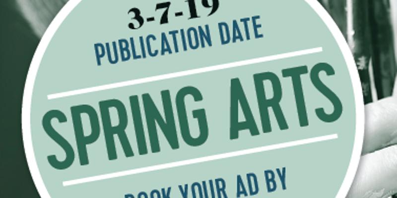 Spring Arts 2018
