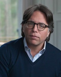 REIGN OF TERROR The Vow is an inside look at recently convicted Keith Raniere's (pictured) business-turned-cult that left members destitute, branded, and forced into sexual slavery. This HBO series chronicles retellings by Raniere's victims as well as outlining the rise and fall of this cult that hid behind self-growth.