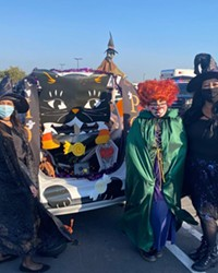 HALLOWEEKEND The city of Santa Maria celebrated Halloween with a drive-thru event on Oct. 29 and a 'trunk or treat' event hosted by the police department on Oct. 30.