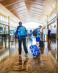 A PURPLE CHRISTMAS School officials worry that holiday travel and gatherings could lead to increased COVID-19 cases locally and further obstacles to in-person reopening plans.
