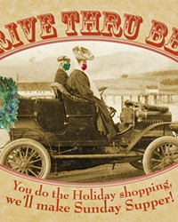 HOLIDAY HISTORY The History Center of San Luis Obispo County is holding a drive-through holiday barbecue on Dec. 6 and encouraging people to take advantage of a free walking tour of SLO's historic Eto Park and Brook Street area.