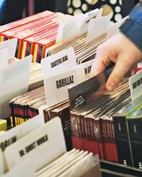 OBSESSION Vinyl Nation, screening virtually through the SLO International Film Festival between Dec. 4 and 6, explores the resurgence of vinyl records.