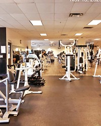 WORKING OUT SLO has cited Kennedy Club Fitness (pictured) three times for allegedly violating COVID-19 health orders by allowing indoor exercise.