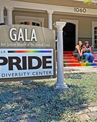 DISCUSSIONS The Gala Pride and Diversity Center is slated to have a private meeting with SLO County District Attorney Dan Dow in February to how his religious views affect his actions as the district attorney.