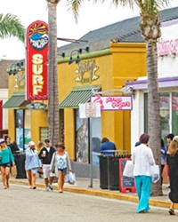 BUSIER THAN EVER The pandemic didn't slow things down in Pismo Beach, but it did lead to a trash problem.