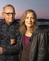 """NEW SINGLE Local folk duo Bob and Wendy have an emotive new single out, """"When I Needed You,"""" currently available on most platforms."""