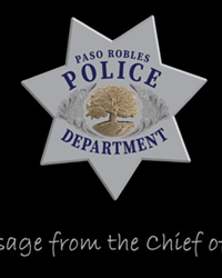 TWO SIDES Paso Robles Police Chief Ty Lewis said he removed a thin blue line flag in an effort to respect the various viewpoints surrounding the flag.