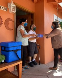 FOOD FOR SENIORS CommUnify's longstanding Senior Nutrition Program, which delivers nutritious meals to local seniors, is no longer financially sustainable, unless the organization can find funding.