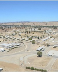 NOT HOUSED The U.S. Department of Health and Human Services has decided that Camp Roberts will not be used to temporarily house unaccompanied migrant children.