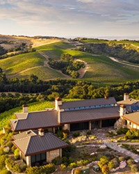 """FIELD OF DREAMS Direct-to-consumer Manager Rosie Behrens Says Sixmilebridge """"sits In A Corridor Of Happy Bordeaux Moments"""" Within Paso's Adelaida District, Best Known For Premier Rhone Varieties."""