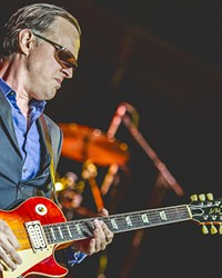 SHREDDER Guitar wiz Joe Bonamassa plays Vina Robles Amphitheatre on July 31.