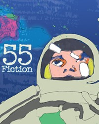 55 Fiction 2021: Find winners of the shortest story contest ever
