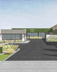 FINAL STORE SLO city approved its third and, for now, final cannabis dispensary (rendered) on South Higuera Street.