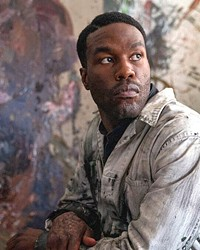 MENACING MUSE Chicago-based artist Anthony McCoy (Yahya Abdul-Mateen II) decides to base his next exhibition on a horrific urban legend he's become engrossed in, in director Nia DaCosta's Candyman.