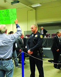 SPLIT DECISION: DESPITE VOCAL PROTESTS, A NEW ICE PROCESSING FACILITY IS COMING TO THE CENTRAL COAST