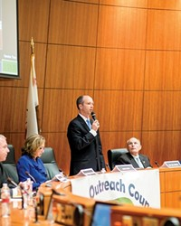THE SLO COUNTY DISTRICT ATTORNEY CANDIDATES GOT DIRTY IN THEIR FIRST PUBLIC DEBATE
