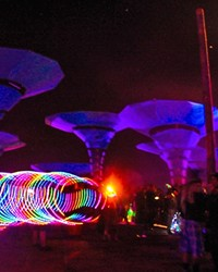 LIGHTNING IN A BOTTLE: THE CLOSEST THING WE HAVE TO BURNING MAN