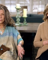 BINGEABLE: GRACE AND FRANKIE