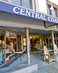 SURF LEGACY Scott Smith takes over Central Coast Surfboards as the business that started in a Cal Poly dorm room turns 42.
