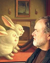 LOCAL ARTIST Satirical and whimsical artist Mark Bryan is based in Arroyo Grande.