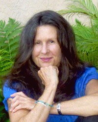 LOCAL AUTHOR Writer Lili Sinclaire is based on the Central Coast in Arroyo Grande.