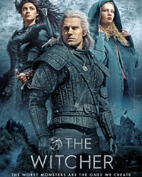 DISORIENTED The Witcher on Netflix has been widely panned by critics—and it's not hard to see why.
