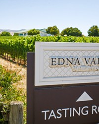 TASTY RED Edna Valley Vineyard won this year's Best Red Wine and Best Tasting Room categories.