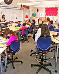 REOPENING? SLO County school districts are exploring applying for a waiver that would allow them to reopen elementary schools—despite rising COVID-19 numbers.
