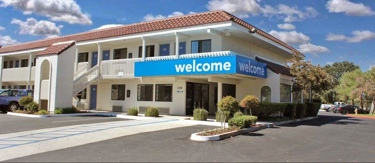 MOTEL TO HOMES Three local housing groups are taking over a Motel 6 in Paso Robles to operate the city's first homeless shelter and 63 units of low-income housing. - PHOTO COURTESY OF PEOPLES' SELF-HELP HOUSING