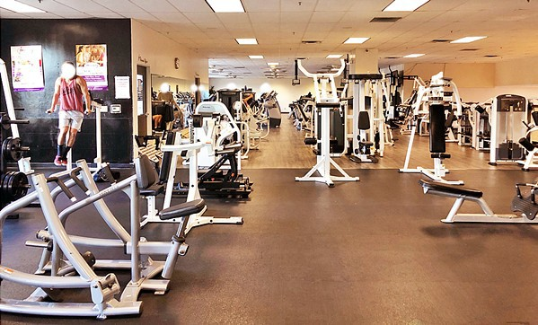 FINED Kennedy Club Fitness (pictured) recently lost its appeal of city fines levied for allowing indoor exercise during purple tier restrictions. - FILE PHOTO COURTESY OF THE CITY OF SLO