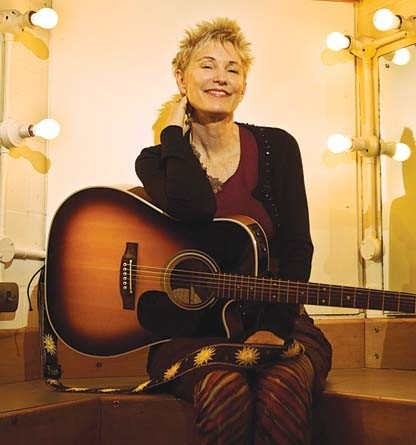 SONG BIRD :  See Eliza Gilkyson on Oct. 4, at Stacked Stone Cellars, and be amazed! - PHOTO COURTESY OF ELIZA GILKYSON