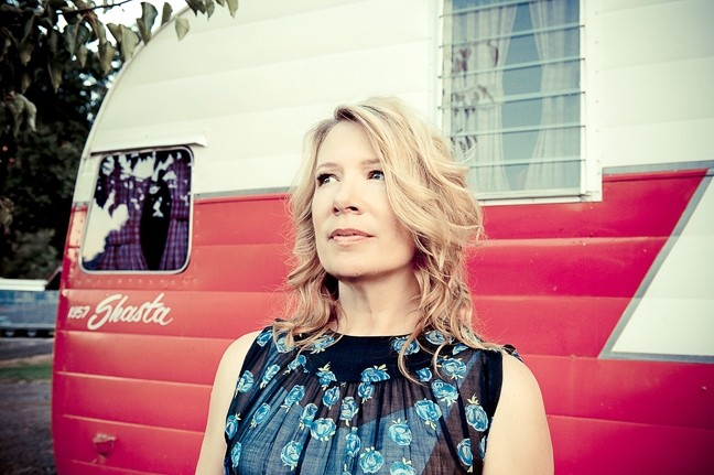 AMERICANA GIRL:  Singer-songwriter Susan James plays Frog and Peach on Sept. 29. - PHOTO COURTESY OF SUSAN JAMES