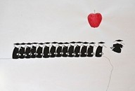 THE GRADUATION: - ARTWORK BY LIAM DALEY