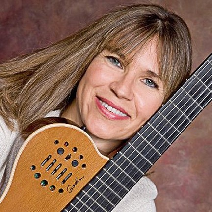 BRINGING THE HEAT :  Brazilian singer and guitarist Téka brings an exotic flavor to the Symphony's 19th Annual Pops concert. - PHOTO COURTESY OF THE SLO SYMPHONY