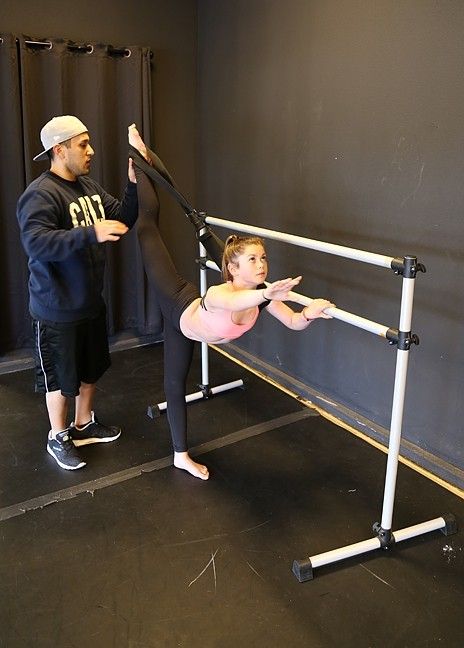 Cyber-famous: Teen dancer from Arroyo Grande hits 1 million views on ...