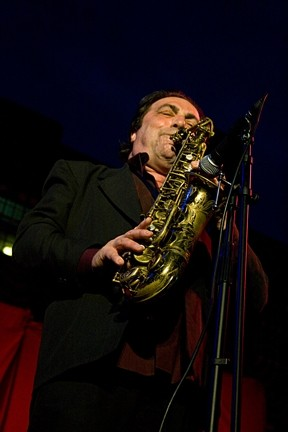 CHARLIE PARKERESQUE! :  On Feb. 6, East Coast alto saxophonist Greg Abate is returning for another show at The Famous Jazz Artist Series at the Hamlet. - PHOTO COURTESY OF GREG ABATE