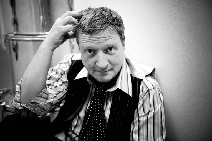 COOL FOR CATS!:  Glenn Tilbrook of Squeeze plays Sept. 28 at SLO Brew. - PHOTO COURTESY OF GLENN TILBROOK