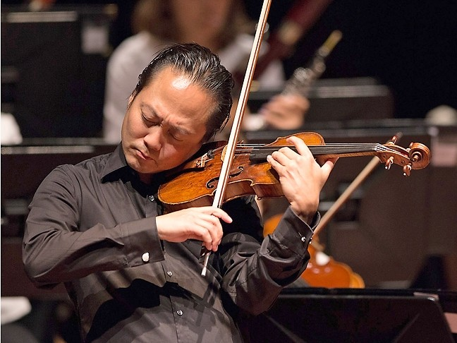 HIS JAM:  Scott Yoo, Festival Mozaic Music Director, is absolutely thrilled to be taking on Johann Sebastian Bach's Mass in B Minor during two performances slated for Friday, July 24, at Mission San Miguel and Saturday, July 25, at Mission San Luis Obispo. According to Yoo, the music is as relevant today as it was in 1749. - PHOTO BY BRIAN P. LAWLER