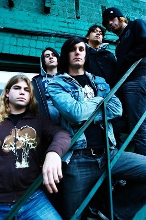 DON'T DIE!:  San Diego-based metal band As I Lay Dying plays SLO Brew on Dec. 15. - PHOTO COURTESY OF AS I LAY DYING