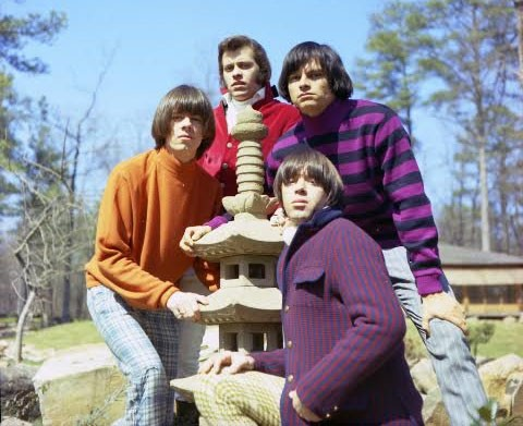 FLOWER POWER, BABY! :  The Seeds embraced and were instrumental in creating the '60s flower-rock music scene. - IMAGE COURTESY OF GNP CRESCENDO RECORDS