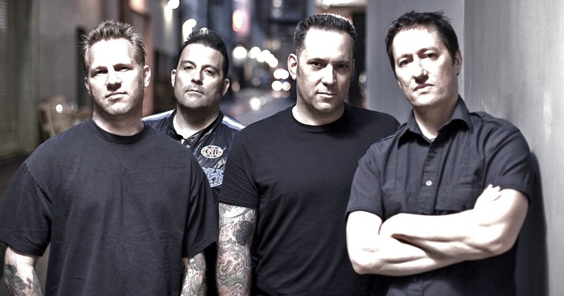 PUNK JUGGERNAUTS :  Now celebrating its 20th anniversary, hard-charging, hook-laden punk act Face to Face hits SLO Brew on June 29 with a new album in tow—its first in nine years! - PHOTO COURTESY OF FACE TO FACE