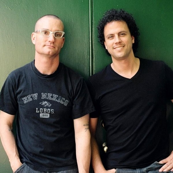 TWO FOR THE ROAD :  Hudson Valley singer-songwriter scene-makers Gillen & Turk play Big Sur's Henry Miller Library on June 13. - PHOTO COURTESY OF GILLEN & TURK