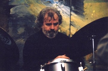 AUTHOR! AUTHOR! :  Jazz drummer and mystery novelist Bill Moody will discuss his books and play music on July 31 at the Hamlet as part of the Famous Jazz Artist Series. - PHOTO COURTESY OF BILL MOODY