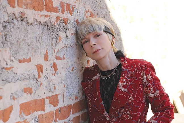 HEART LIKE A WELL:  Dulcie Taylor has several upcoming shows to promote her gorgeous new album Wind Over Stone, including a release party on Sept. 26 - at Boo Boo Records. - PHOTO BY TREVOR LAWRENCE