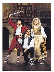 REDUCED SHAKESPEARE CO. :  March 17 at 8 p.m. at the Spanos Theatre. $30-38. reducedshakespeare.com. - PHOTO COURTESY OF REDUCED SHAKESPEARE COMPANY