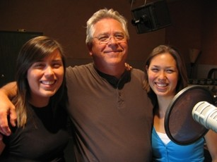 ALL IN THE FAMILY :  Longtime Cache Valley Drifter bassist Wally Barnick, with daughters Grace (left) and Hannah (right), will play three local shows to promote his first solo album, View From Lafler Canyon, Nov. 20 at Steynberg Gallery, Nov. 21 at Painted Sky Studio, and Nov - PHOTO COURTESY OF WALLY BARNICK