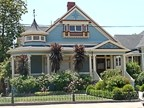 LET ME GIVE YOU THE TOUR :  The Monday Club presents Architectural Tour: Secrets Of Five Classic Victorians onApril 26 from 1-5 p.m. The tour begins at the Monday Club, 1815 Monterey St. in SLO, and includes Victorian homes such as the Crocker House, Hankenson House, Tucker House, Shipsey House, and Garden Street Inn, all chosen for their beauty and architectural detail. There is free parking and free shuttle service to all sites. There are 28 docents in the Tour Homes, plus 12 more members in the Clubhouse on Tour Day. All are Monday Club members who are volunteering their time and talent.This is a fundraiser for student scholarships. Pictured is the Crocker House, built over 100 years ago. Tickets are $20 and can be purchased at SLO Chamber of Commerce, at the door or by calling 543-9807. - PHOTO COURTESY OF SUZETTE LEES