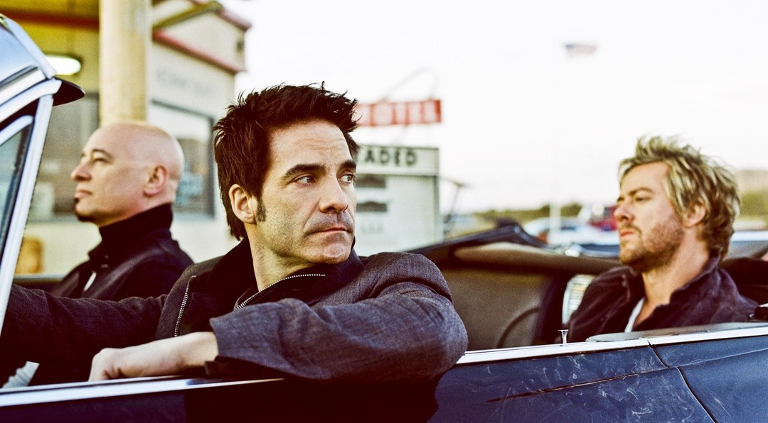 HEY SOUL SISTER:  Train headlines the Chumash Grandstand on July 24, at the California Mid State Fair. - PHOTO COURTESY OF TRAIN