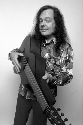 BRINGING THE WORLD TO YOU :  Amazing multi-instrumentalist David Lindley will combine American folk, blues, and bluegrass traditions with elements from African, Arabic, Asian, Celtic, Malagasy, and Turkish musical sources on Jan. 29 at SLO Brew. - PHOTO COURTESY OF DAVID LINDLEY