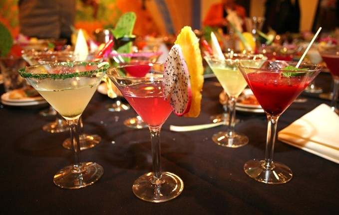 WHAT'S SHAKIN' :  A champion will soon be crowned for the fast-approaching fifth annual Vodka Martini Shakedown. - PHOTO COURTESY BOUTIQUE RESORTS